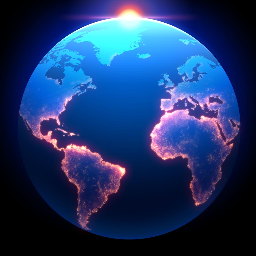 Living Earth - World Clock & Weather